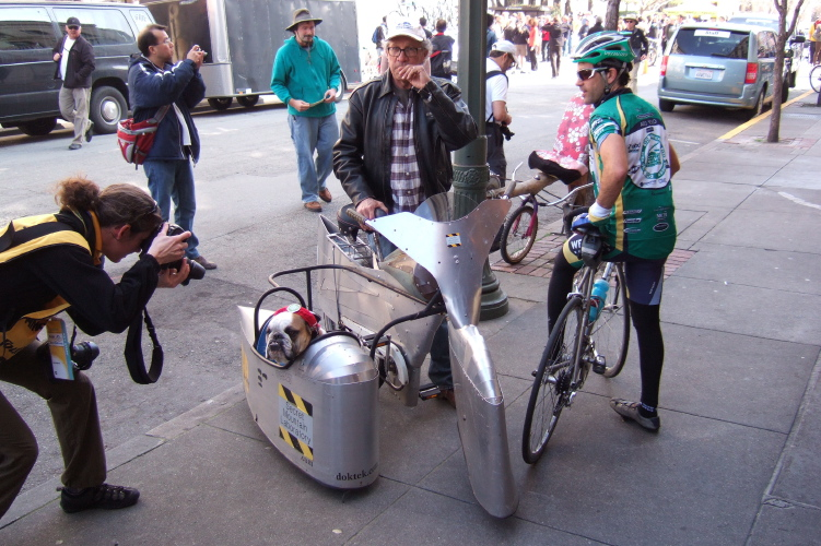 Bicycle Sidecar For Dog - Bicycling and the Best Bike Ideas