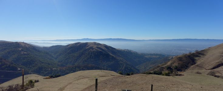 Alum Rock Canyon - 12/2013