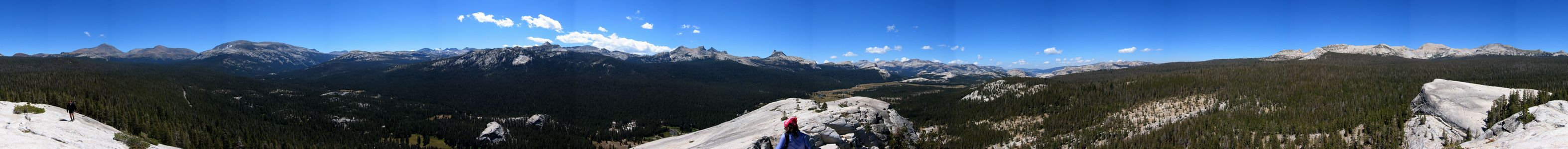 Lembert Dome Panorama - 9/2005