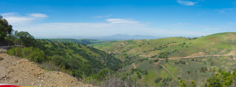 Livermore Valley from Mendenhall Road - 3/2015