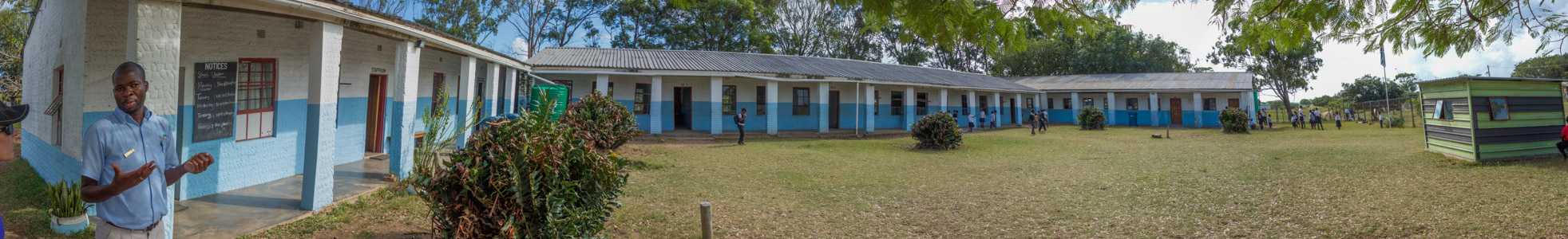 Mabibi Primary School - 6/2016