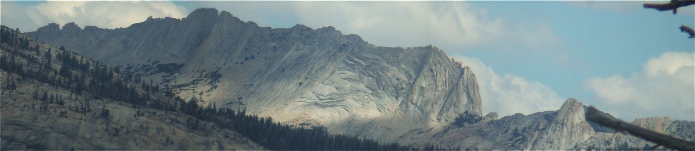 Matthes Crest from Indian Ridge - 9/2011