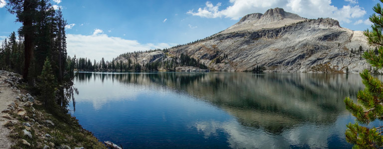 May Lake Panorama 3 - 9/2014