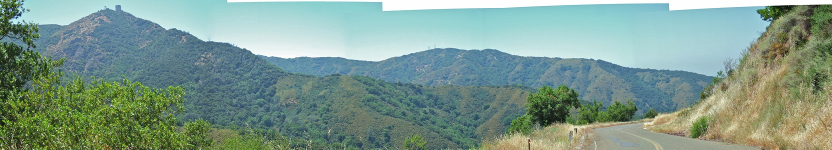 Mt Umunhum and El Sombroso - 7/2010