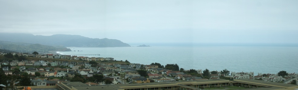 Pacifica from Skyline Drive - 5/2011