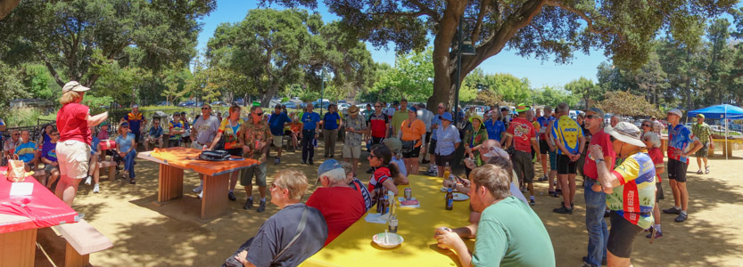 Sequoia Worker's Picnic - 6/2014