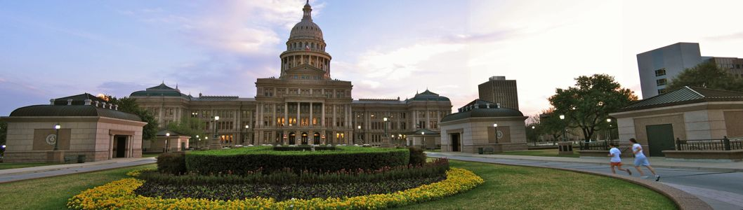 Texas Statehouse - 4/2006